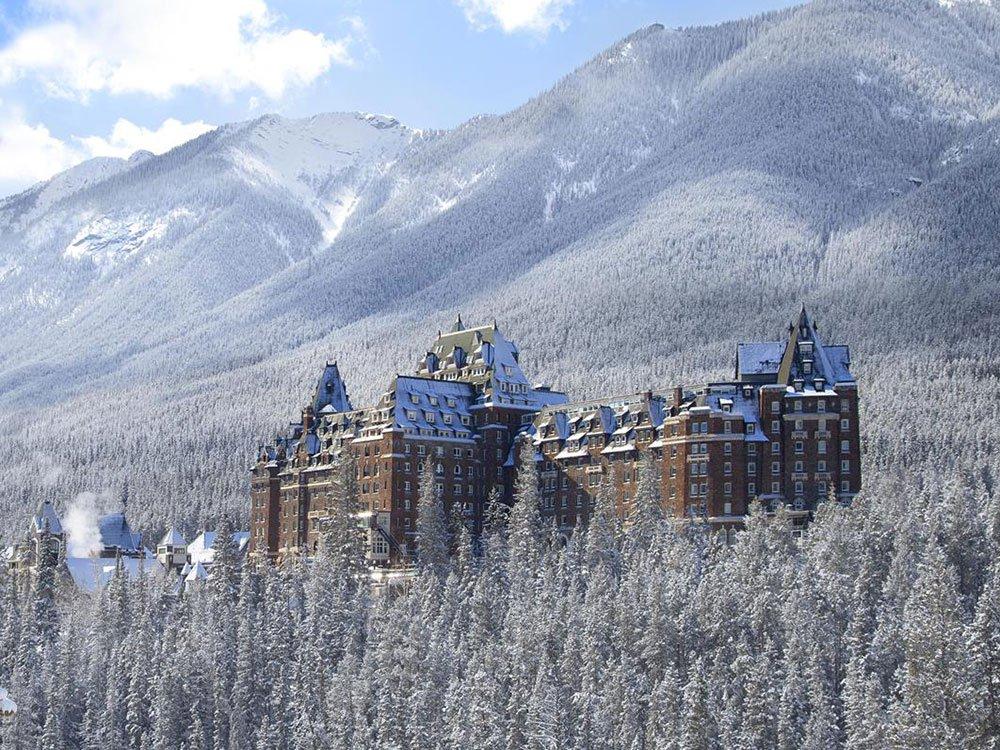 10 hoteles que no te puedes perder en Canadá