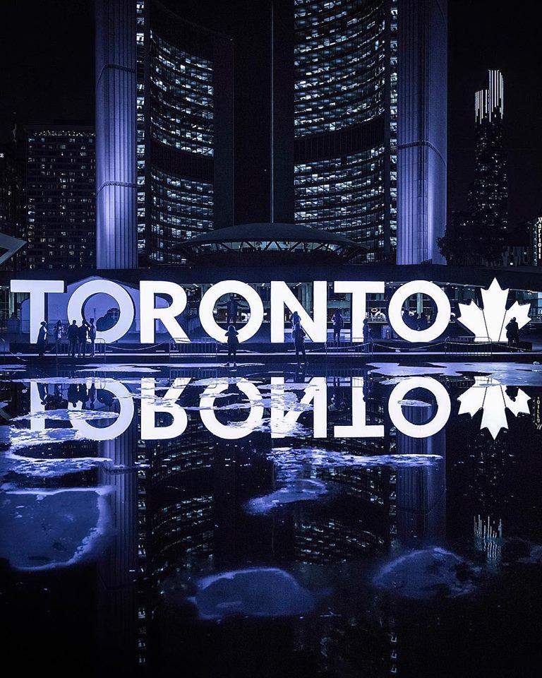 Toronto en 50 fotografías