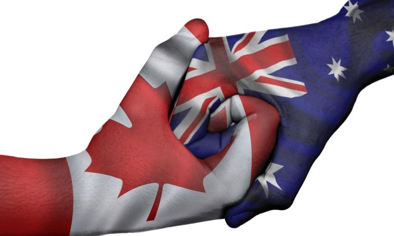Canadá y Australia anuncian una enmienda al Arreglo de Movilidad Juvenil